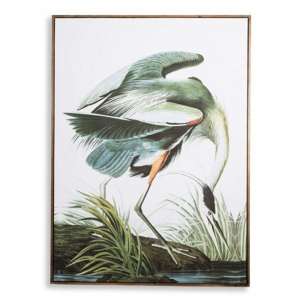 timber frame art print